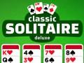 Игри Classic Solitaire Deluxe