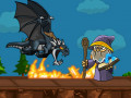 Игри Dragon vs Mage