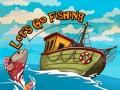 Игри Let`s go Fishing