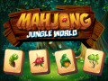 Игри Mahjong Jungle World
