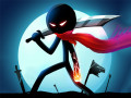Игри Stickman Fighter: Space War