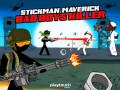 Игри Stickman Maverick: Bad Boys Killer