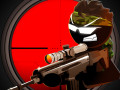 Игри Stickman Sniper 3