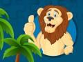 Игри Strong Lions Jigsaw