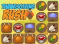 Игри Thanksgiving Rush