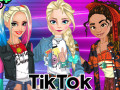 Игри Tik Tok Princess